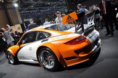 Porsche GT3 R Hybrid