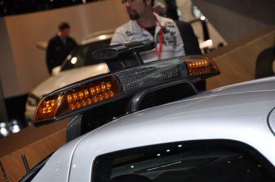 Mercedes SLS F1 safety car