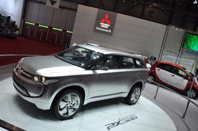 Mitsubishi PX-Miev Concept