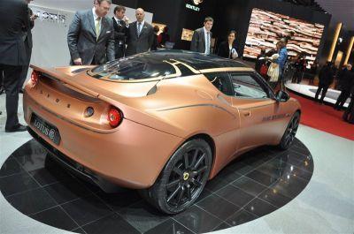 Lotus 414E Hybrid