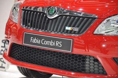 Skoda Fabia Combi RS