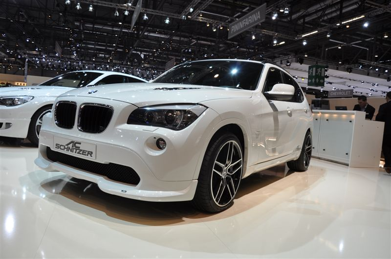 BMW X1 par AC Schnitzer