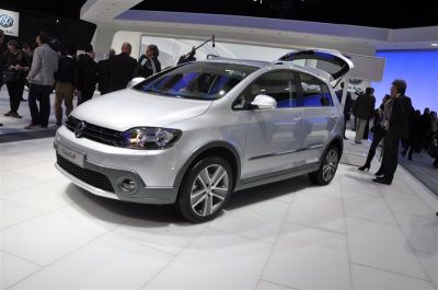 Volkswagen CrossGolf salon
