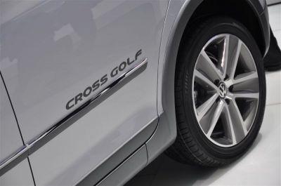 Volkswagen CrossGolf salon