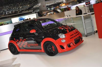 Abarth 500 Largo Hamann