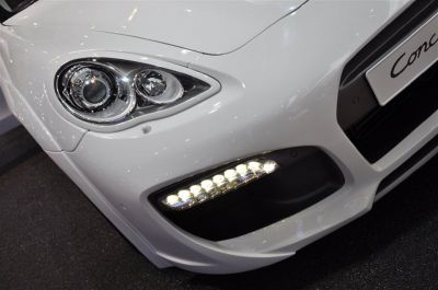 Porsche Panamera Techart Concept One