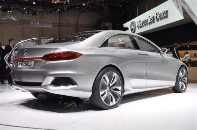 Mercedes F800
