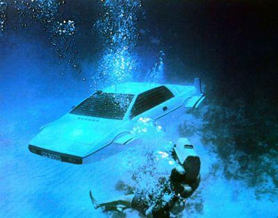 Lotus James Bond