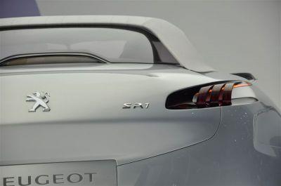 Peugeot SR1 salon