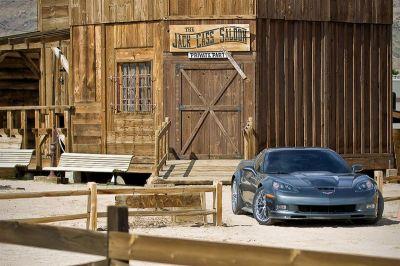 Essai Chevrolet Corvette ZR1