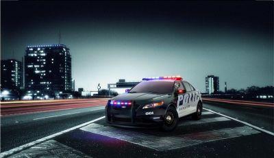Ford Taurus Interceptor Police