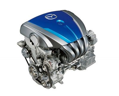 Les nouveaux moteurs SKY Mazda