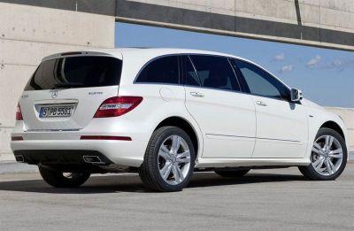 Mercedes Classe R restylé