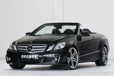 Mercedes Classe E Cabriolet Brabus