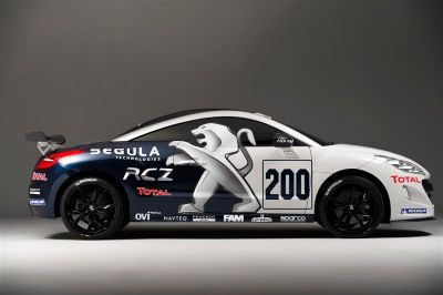 Peugeot RCZ competition