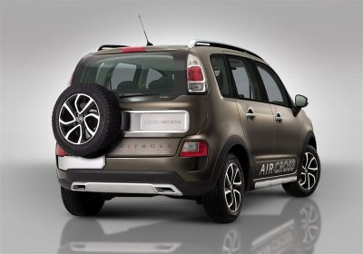 C3 Picasso Aircross