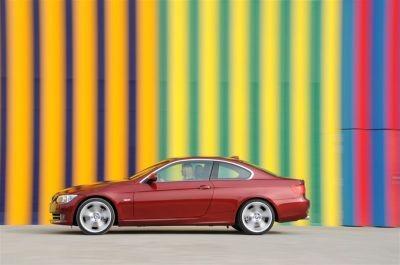 BMW 335i Coupé 2010