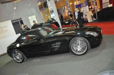 Mercedes SLS AMG Salon coupé cab 2010