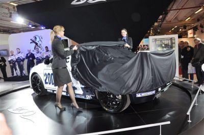 Peugeot RCZ 24H du Nurburgring