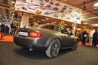 Mazda au salon Coupé Cab