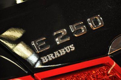 Mercedes Classe E Coupé Brabus