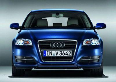 Audi A3 restylée 2010