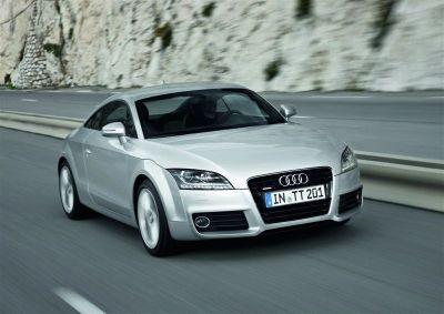 Audi TT restylé