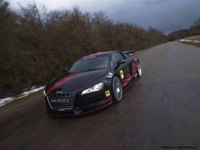 Audi R8 GT3-2 MTM