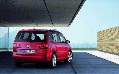 Volkswagen Touran restylé