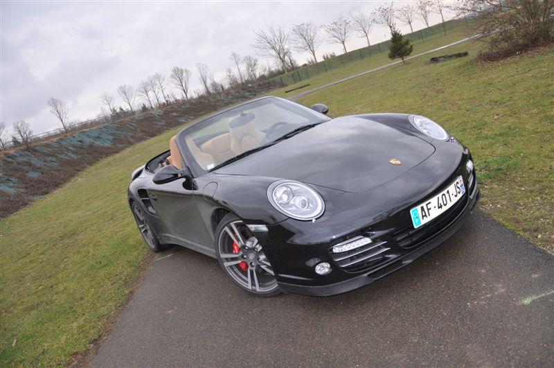 albums photos essai porsche 911 cabrio turbo. Black Bedroom Furniture Sets. Home Design Ideas