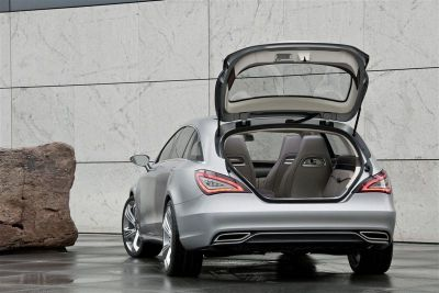 Mercedes CLS Shooting Brake Concept