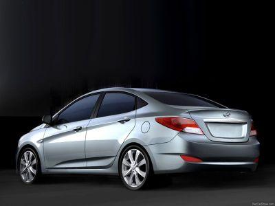 Hyundai Accent / Verna 2010