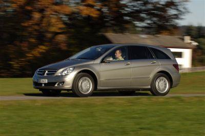 Mercedes Classe R 2010