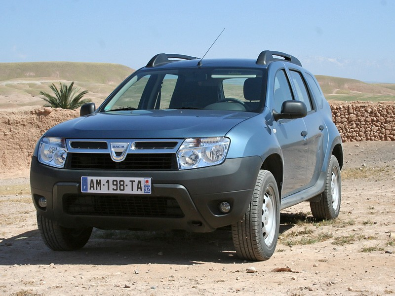 albums photos dacia duster. Black Bedroom Furniture Sets. Home Design Ideas