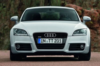 Essai Audi TT restylé