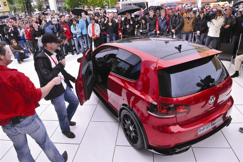 Volkswagen Golf GTI Excessive