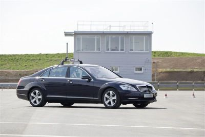 Mercedes Pilote automatique