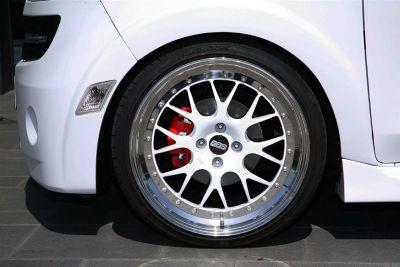 Daihatsu Materia Inden Design