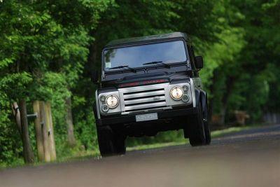 Land Rover Defender Aznom