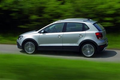 VW Cross Polo 2011