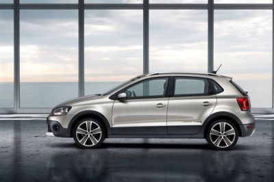 VW Cross Polo 2011