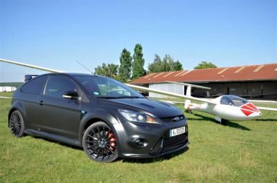 Essai Ford Focus RS500