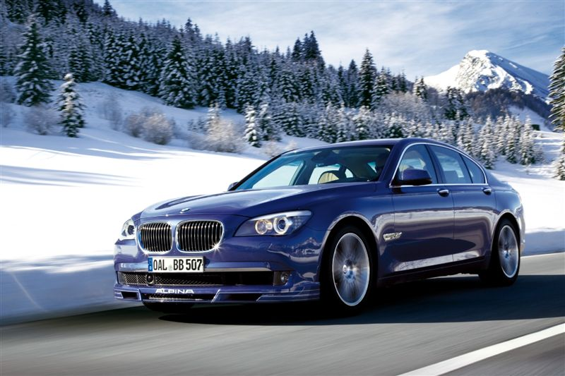 Les BMW Alpina de retour en France