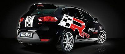 Seat Leon Cupra R310 WCE