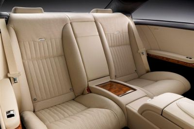 Mercedes CL restylée