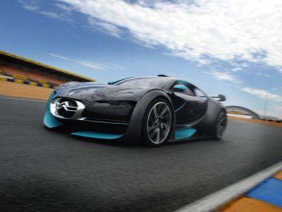 Citroën Survolt au Mans