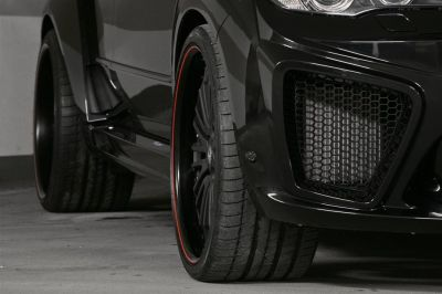 BMW X6M Typhoon RS Ultimate V10 G-Power
