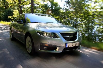 Essai Saab 9-5