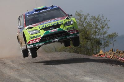 WRC : La victoire se joue aussi dans les airs
