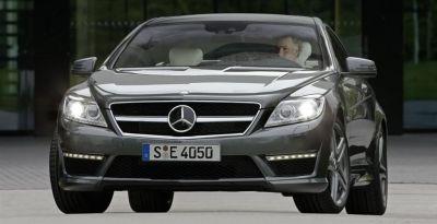 Mercedes CL 63 et 65 AMG restylées